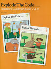 Explode the Code Teachers Guide for Books 7  8 2nd Edition