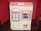 VINTAGE FOLDING PRETTY BARBIE HOUSE 1996