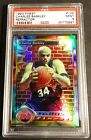 1993 93 CHARLES BARKLEY FINEST REFRACTOR #125 PSA 9 MINT POP 17 SUNS (715)