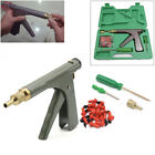 Motorcycle Tire Plugger Tubeless Tyre Wheel Repair Gun Kit Plug Rubber For Sale
