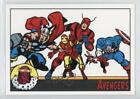 2015 Rittenhouse Avengers: Silver Age Trading Cards 18