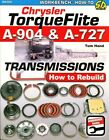 SHOP MANUAL SERVICE REPAIR TRANSMISSION CHRYSLER TORQUEFLITE HOW TO REBUILD BOOK