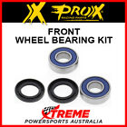 ProX 23.S111088 Suzuki AN250 BURGMAN 2003-2006 Front Wheel Bearing Kit