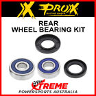 ProX 23.S112006 Honda CRM250AR 1998-1999 Rear Wheel Bearing Kit