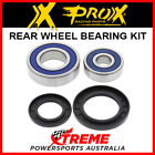 ProX 23.S112084 Kawasaki Z750 LTD 1980-1982 Rear Wheel Bearing Kit