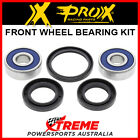 ProX 23.S113019 Honda XBR500 1986-1988 Front Wheel Bearing Kit