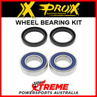 ProX 23.S113051 Buell XB9S LIGHTNING 2003-2004 Front Wheel Bearing Kit