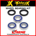 ProX 23.S113086 Kawasaki ZR750 ZR-7 1999-2003 Rear Wheel Bearing Kit