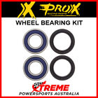 ProX 23.S113089 Kawasaki ER-6N ABS 2010-2016 Front Wheel Bearing Kit