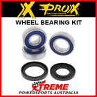 ProX 23.S113090 Kawasaki ZRX1200R 2001-2008 Rear Wheel Bearing Kit