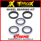 ProX 23.S114006 Aprilia RXV550 2006-2009 Rear Wheel Bearing Kit