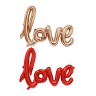 I LOVE YOU LETTER FOIL BALLOON ANNIVERSARY WEDDING VALENTINES PARTY ESUS