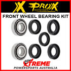 ProX 23.S115023 BMW R80 GS 1980-1987 Front Wheel Bearing Kit