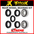 ProX 23.S115023 BMW R100 CS 1977-1984 Rear Wheel Bearing Kit
