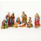 13pc Baby Jesus Christmas Nativity Scene Set Figurines Nacimiento Nino Dios Navi