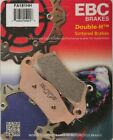 EBC Front OR Rear Double H Sintered Brake Pads FA181HH
