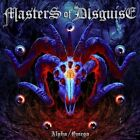 MASTERS OF DISGUISE - ALPHA/OMEGA   CD NEW+