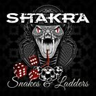 SHAKRA - SNAKES & LADDERS (LIM.DIGIPAK)   CD NEW+