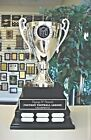 FANTASY FOOTBALL TROPHY 3 TIER LARGE FFL CUP PERPETUAL AWARD 38 YEAR M*DAK113A