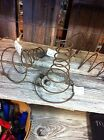 Vintage Bed Springs Tornado shape - Lot of 10