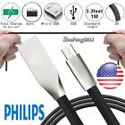 MICRO USB 20 ALLOY CABLE DATA SYNC CHARGING CHARGER For Philips Xenium V8526
