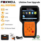 Foxwell Engine Abs Airbag Sas Auto Scanner Car Code Reader Diagnostic Scan Tools