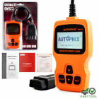 Obdii Diagnostic Tool Code Reader Engine Abs Airbag Sas Reset Foxwell Scanner