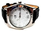 Mens Formal Watch Ice Master BM1308 Black  Leather Band Mens Sports watch 1 ATM