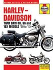 HAYNES REPAIR MANUAL HARLEY 1999-2003 ROAD KING CLASSIC INJECTED FLHRCI 1999-03