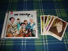 One Direction Up All Night cd SIGNED