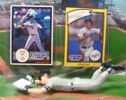 1990  STEVE SAX - Starting Lineup -SLU - Loose With Cards - LOS ANGELES DODGERS