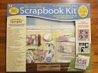 WT Brand New The Complete Scrapbook Kit 12x12 post bound album Over 880 pieces