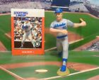 1988  ROB DEER - Starting Lineup - SLU - Card & Figure - MILWAUKEE BREWERS