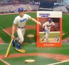 1988  PETE O'BRIEN - Starting Lineup - SLU - Card & Figure - TEXAS RANGERS