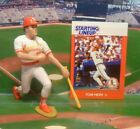 1988  TOM HERR - Starting Lineup - SLU - Card & Figure - St. LOUIS CARDINALS