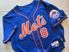 RARE! Authentic New York Mets Majestic Cool Base Alt GARY CARTER Jersey 48 6300