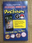 NEW Pojos Unofficial Ultimate Guide Pokemon Go Book How to Catch Them All
