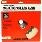 BLACK & DECKER A7539 CIRCULAR SAW BLADE  210 x 30 24T
