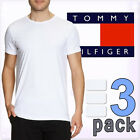 NEW Men's Tommy Hilfiger Classic Crew Neck Tees 3 Pack Sz. S 34-36