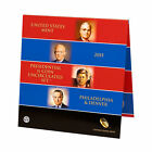 2015 PRESIDENTIAL 1 UNCIRCULATED SET PD FREE SHIPPING