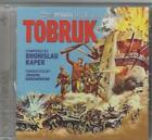 TOBRUK--BRONISLAU KAPER--CD--LTD--INTRADA--NEW--SEALED