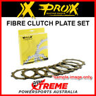 ProX 16-S13036 Honda XR 250 Tornado 2001-2012 Friction Clutch Plate Set