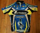 Colnago Navigators Cycling Short Sleeve Jersey Size M 3
