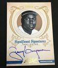 2012 PANINI PLAYOFF PRIME CUTS TONY GWYNN SIGNIFICANT SIGNATURES AUTO 6 25 NICE