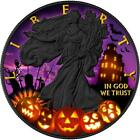 USA 2017 1 American Eagle 1oz Halloween Silver 999 Coin PRE SALE