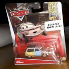 Disney Pixar CARS Paris Parts Market JASON HUBKAP Diecast Model - NEW