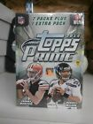 2014 Topps Prime Factory Sealed Unopened Hobby Football Box