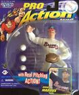 NIB 1998 HASBRO STARTING LINEUP PRO ACTION PITCHING GREG MADDUX ATLANTA BRAVES