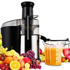 Juicer Juice Extractor Fruit Machine Dual Speed Setting for Fruit and Veg... New