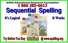 Sequential Spelling 1 for Home Study Learning by Don McCabe 2006 Hardcover
